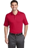 Port Authority Rapid Dry Mesh Polo Engine Red Thumbnail