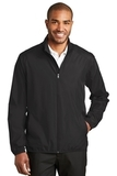 Zephyr Full-Zip Jacket Black Thumbnail