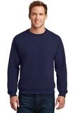 Super Sweats Crewneck Sweatshirt Navy Thumbnail
