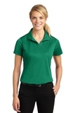 Women's Micropique Moisture Wicking Polo Shirt Kelly Green Thumbnail