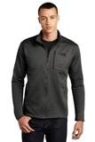 The North Face Skyline Full-Zip Fleece Jacket TNF Dark Grey Heather Thumbnail