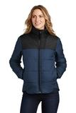 Ladies Everyday Insulated Jacket Shady Blue Thumbnail