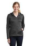 Women's Nike Golf Therma-FIT Full-Zip Fleece Hoodie Anthracite Thumbnail