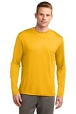 Competitor Long Sleeve Tee Gold Thumbnail