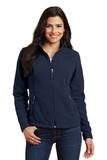 Women's Value Fleece Jacket True Navy Thumbnail