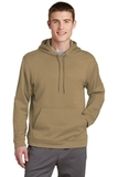 Performance Hooded Pullover Coyote Brown Thumbnail