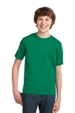 Youth Essential T-shirt Kelly Thumbnail
