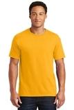 50/50 Cotton / Poly T-shirt Gold Thumbnail