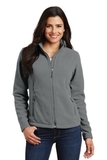 Women's Value Fleece Jacket Deep Smoke Thumbnail