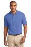 100% Cotton Polo Shirt Blueberry Thumbnail