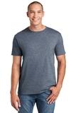 Softstyle Ring Spun Cotton T-shirt Heather Indigo Thumbnail