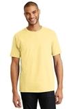Tagless 100 Comfortsoft Cotton T-shirt Daffodil Yellow Thumbnail