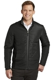 Collective Insulated Jacket Deep Black Thumbnail