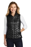 Women's The North Face ThermoBall Trekker Vest TNF Black Thumbnail