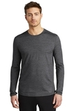 OGIO ENDURANCE Force Long Sleeve Tee Blacktop Heather Thumbnail