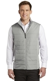 Collective Insulated Vest Gusty Grey Thumbnail