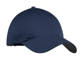 Nike Golf Unstructured Twill Cap Deep Navy Thumbnail