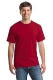 Heavy Cotton 100 Cotton T-shirt Antique Cherry Red Thumbnail