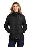 Ladies Everyday Insulated Jacket TNF Black Thumbnail