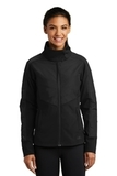 Women's OGIO ENDURANCE Brink Soft Shell Blacktop Thumbnail
