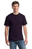 Heavy Cotton 100 Cotton T-shirt Blackberry Thumbnail