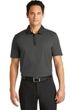 Nike Golf Dri-FIT Heather Pique Modern Fit Polo Black Heather Thumbnail