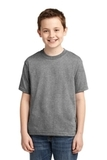 Youth 50/50 Cotton / Poly T-shirt Oxford Thumbnail