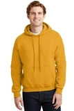 Heavyblend Hooded Sweatshirt Gold Thumbnail