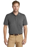 Industrial Snag-Proof Pique Pocket Polo Charcoal Thumbnail
