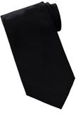 Men's Herringbone Tie Black Thumbnail