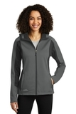 Women's Eddie Bauer Trail Soft Shell Jacket Metal Grey with Grey Steel Thumbnail