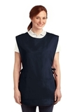 Easy Care Cobbler Apron With Stain Release Navy Thumbnail