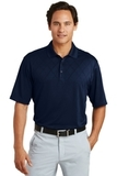 Nike Golf Dri-FIT Cross-over Texture Polo Shirt Midnight Navy Thumbnail