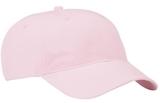 Brushed Twill Low Profile Cap Light Pink Thumbnail