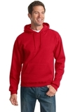 Pullover Hooded Sweatshirt True Red Thumbnail