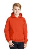 Hooded Sweatshirt Orange Thumbnail