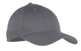 Youth 6-panel Twill Cap Charcoal Thumbnail