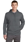 Performance Hooded Pullover Dark Smoke Grey Thumbnail