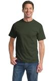 Tall Essential T-shirt Olive Thumbnail