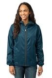 Women's Eddie Bauer Packable Wind Jacket Adriatic Blue Thumbnail