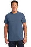 Ultra Cotton 100 Cotton T-shirt Indigo Blue Thumbnail
