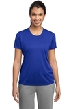 Women's PosiCharge Competitor Tee True Royal Thumbnail