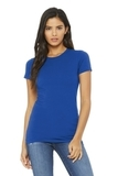 BELLACANVAS Women's The Favorite Tee True Royal Thumbnail