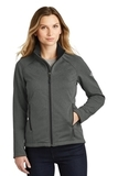 Women's The North Face Ridgeline Soft Shell Jacket TNF Dark Grey Heather Thumbnail