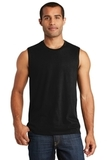Young Men's VIT Muscle Tank Black Thumbnail
