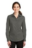 Women's SuperPro Twill Shirt Sterling Grey Thumbnail
