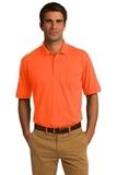 Jersey Knit Pocket Polo 5.5-ounce Safety Orange Thumbnail