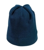 Stretch Fleece Beanie Navy Thumbnail