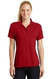 Women's Dry Zone Raglan Accent Polo Shirt True Red Thumbnail