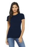 BELLACANVAS Women's The Favorite Tee Navy Thumbnail